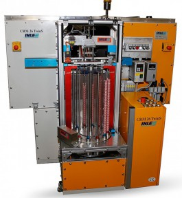 IHL machinery CRM 26 TWIN filling machine for winding shafts